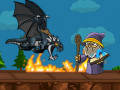Pelit Dragon vs Mage