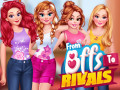 Pelit From BFFs To Rivals