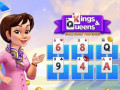 Pelit Kings and Queens Solitaire Tripeaks