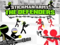 Pelit Stickman Army: The Defenders