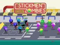 Pelit Stickmen vs Zombies